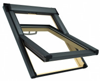 Мансардне вікно ROTO Q4 - Standard (2S) однокамерний