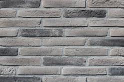 Лонгфорд 10 (сірий з чорними вставками) 295х50х18