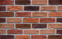 Лонгфорд 30 (червоно-коричневий з сірими вставками) 295х50х18