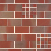 Клінкерна плитка для терас та сходинок Lava-antik 355