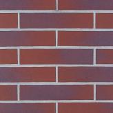 Клінкерна плитка для терас та сходинок Rot-Blau-gefflamt 156