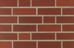 Фасадна клінкерна плитка 13000 rot-natur glatt