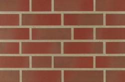 Фасадна клінкерна плитка 14500 rot-nuanciert glatt