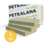 Мінеральна вата PETRAVENT-L 50мм