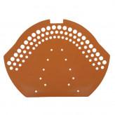 Івер (торець) гребня або хребта