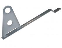 Кронштейн стальної снігозатримуючої трубки